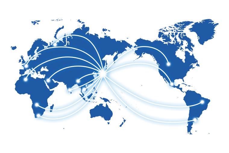 組織・グローバル展開